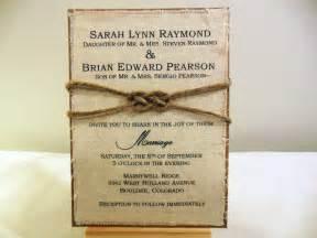 diy rustic wedding invitations diy rustic wedding invitation kit burlap fabric rustic