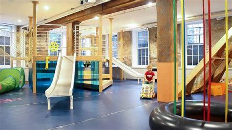 indoor playgrounds  kids  demand  visit