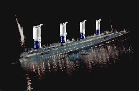 Titanic Sinking Spot pharma marketing october 2007