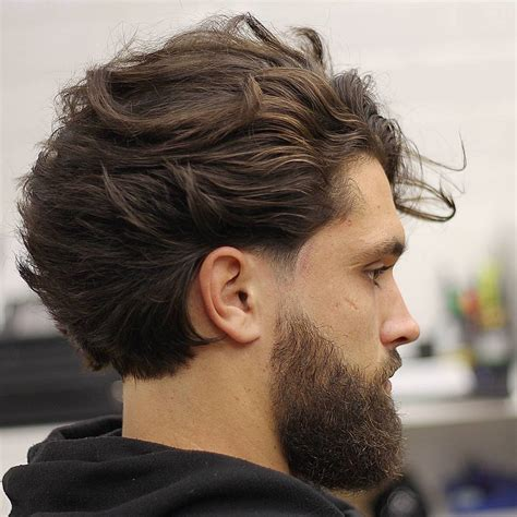 20 best medium length hairstyles for men in 2018 men s