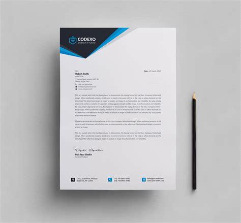Letterhead Designs Free Templates