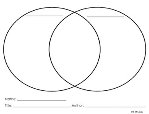 venn diagram in subject compare and contrast poster and venn diagram by zanah