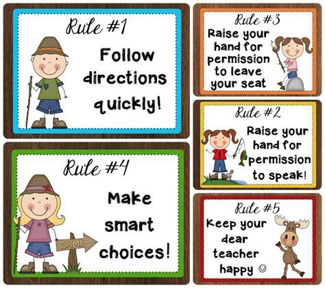 imagenes de ingles raise your hand classroom rules normas de clase en ingl 233 s maestratrend
