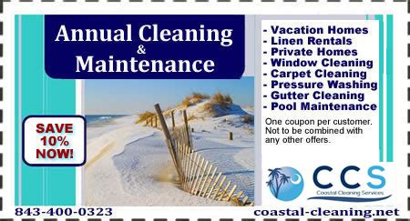Cleaning Service Coupons In Myrtle Beach Sc House Myrtle Coupons