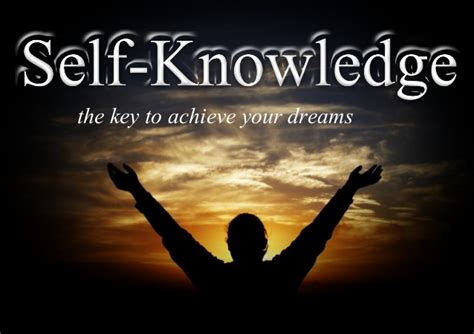 planning your dreams how self knowledge will help you achieving your dreams