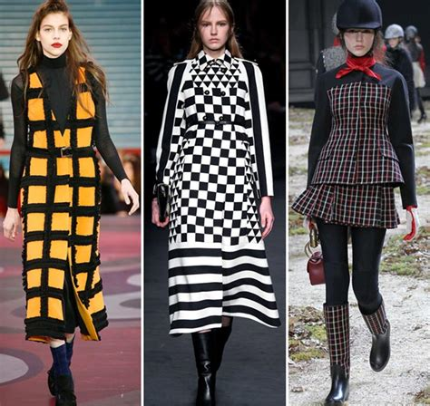 7 Fashionable Trends For Winter by Print Trends Fall Winter Wear 2015 2016 7