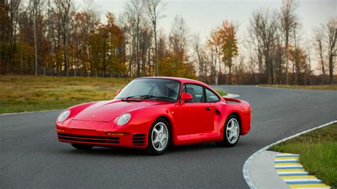 How Much Are Porsche by How Much Would You Pay For A 1987 Porsche 959 Komfort