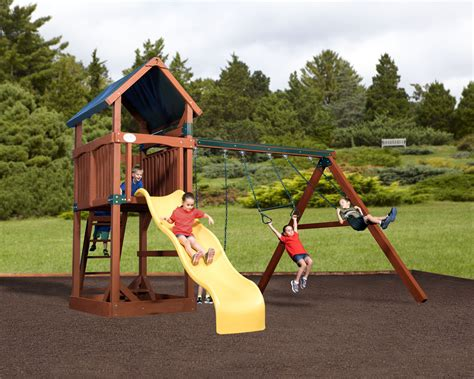 Swing Sets Nashville swingsets and playsets nashville tn adventure treehouse junior 1 tarp roof