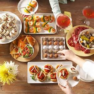 appetizer ideas for a finger food dinner party party