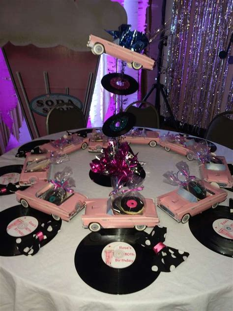 50 s table decorations 25 best ideas about 50s decorations on sock hop decorations grease theme and