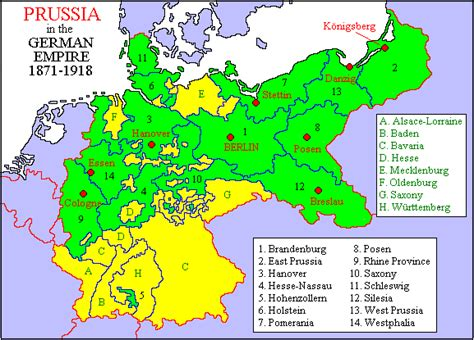 prussia and the rise of the german empire books maps prussia2