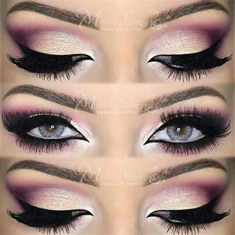 Eyeshadow Wardah Untuk Make Up le 25 migliori idee su trucco degli occhi da sera su applicare trucco per occhi