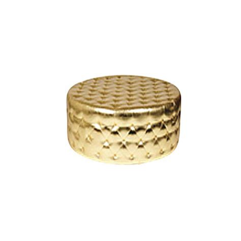 gold ottoman royal 40 quot ottoman gold lounge efr 888 247 4411