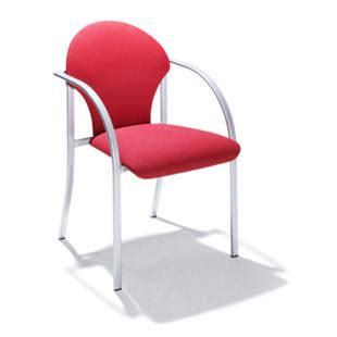 padded stacking chair  kaiserkraft great britain
