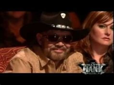 Cmt Giants Honoring Hank Williams Jr by Country In My Veins On Loretta