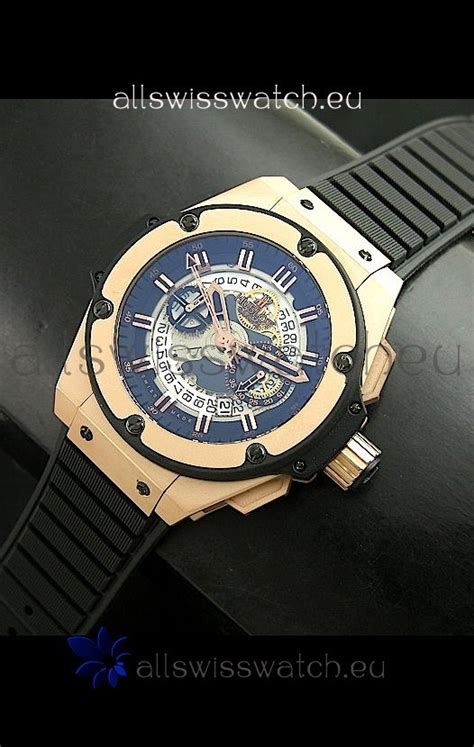 Hublot Big King Power Swiss hublot big king power skeleton swiss in