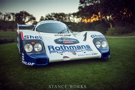 rothmans porsche 962 catching a glimpse tidbits of the porsche 962