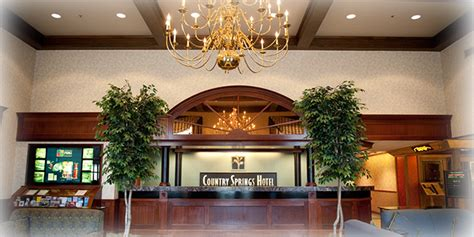 Country Springs Hotel Pewaukee Uihlein Electric