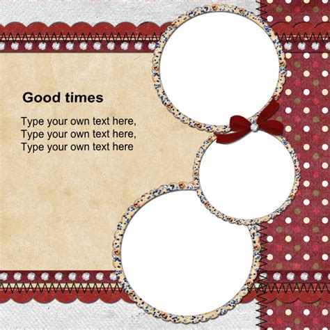 scrapbooking template sfondi e template scrap on scrapbook