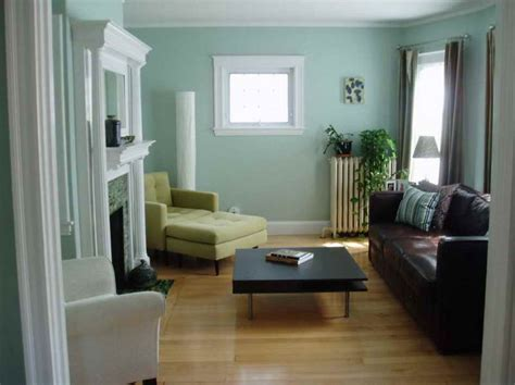 Ideas New Home Interior Paint Colors With Soft Green Interior Home Colors