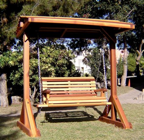 standing porch swing diy frame plans pallet bed home