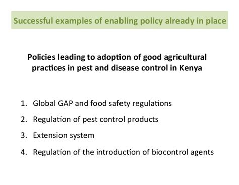 control and eradication disease control priorities in using ecosystem services and biodiversity to minimize the