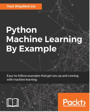 python machine learning a guide for beginners books python machine learning by exle pdf ebook now just 5