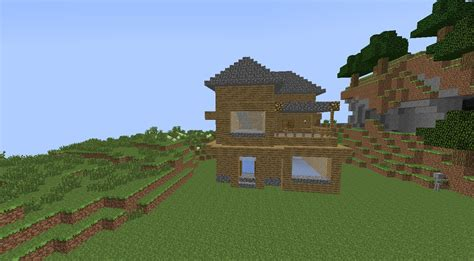 easy to build homes minecraft epic or modern house build easy and cheap to do