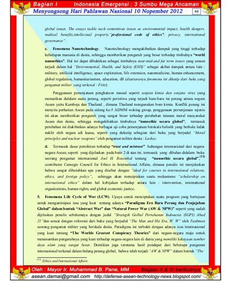 Buku Transformation Code buku indonesia emergensi 3 sumbu mega ancaman early