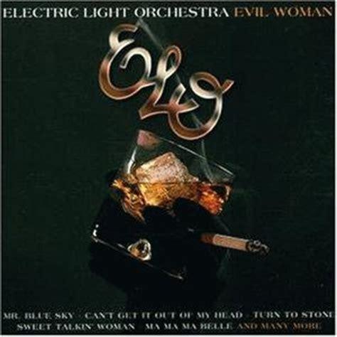 evil woman electric light orchestra lyrics cd electric light orchestra evil woman