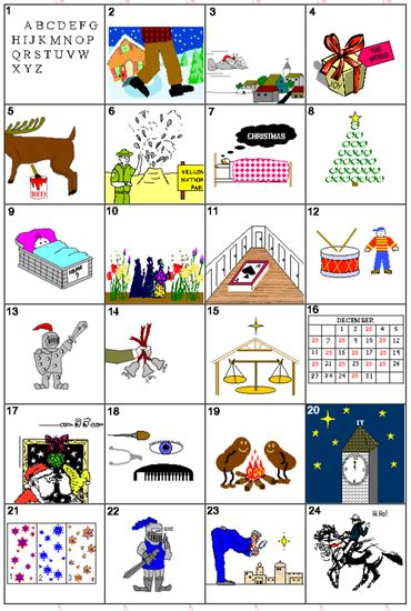 picture christmas song quiz