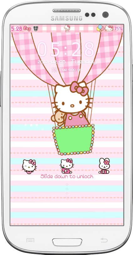 go locker themes hello kitty mobile9 pretty droid themes hello kitty amusement park go locker