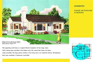 1950s ranch house floor plans ranch homes plans for america in the 1950s
