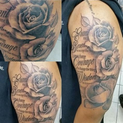derrick rose arm tattoo pin by steven davies on serenity prayer tattoos