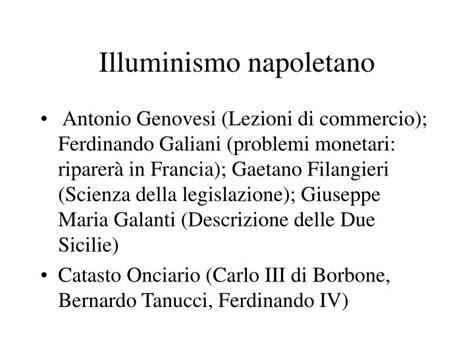 illuminismo napoletano ppt l illuminismo powerpoint presentation id 1735624