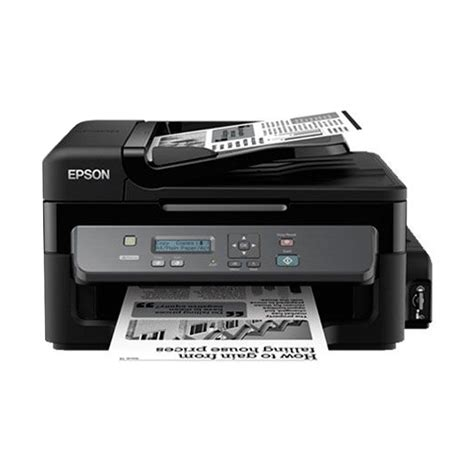 Printer Epson Yang Bisa Photocopy jual epson m200 all in one printer print scan copy ink tank harga kualitas