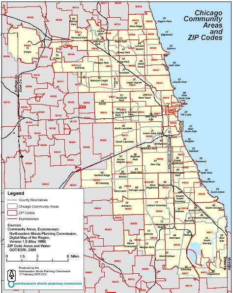 chicago area code map chicago illinois zip code map pictures to pin on
