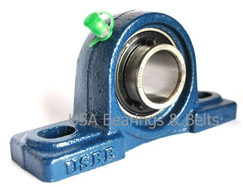 Pillow Block Bearing Ucp 205 16 Asb 1 1 quot pillow block bearing unit ucp205 16 bearing unit with solid foot ucp 205 ebay
