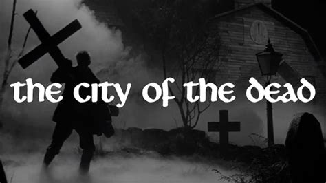 City Of The Dead the city of the dead 1960