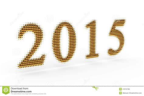 new year represents represents the new year 2015 stock photo image 47615766