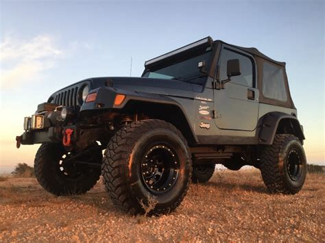 Lifted Jeep Wrangler For Sale 2000 Jeep Wrangler Lifted For Sale 46 Used Cars From 500