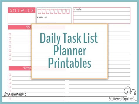 printable daily task planner task switching is hard because we do not by sendhil