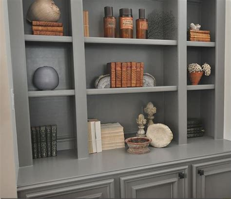 painting built in bookcases 25 best ideas about painted built ins on
