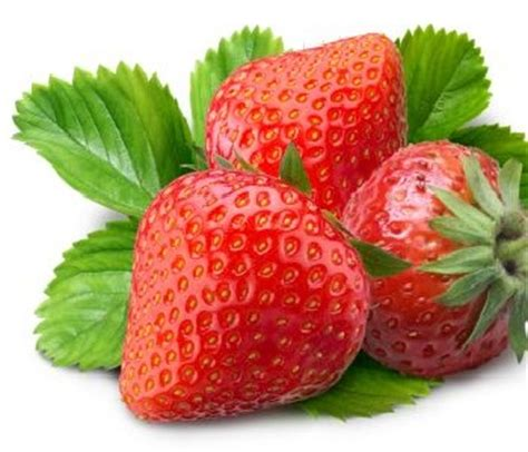 carbohydrates in 6 strawberries top 10 healthy fruits to eat top list hub