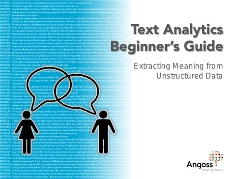 data analytics the ultimate beginner s guide to data analytics books ebook text analytics beginner s guide