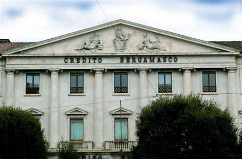 banco popolare fusione banco popolare iscritta la fusione credito bergamasco