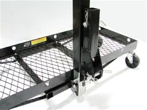 Trailer Hitch Flat Rack by Cargo Carriers Trailer Hitchroofbags Downs Luggage Sets