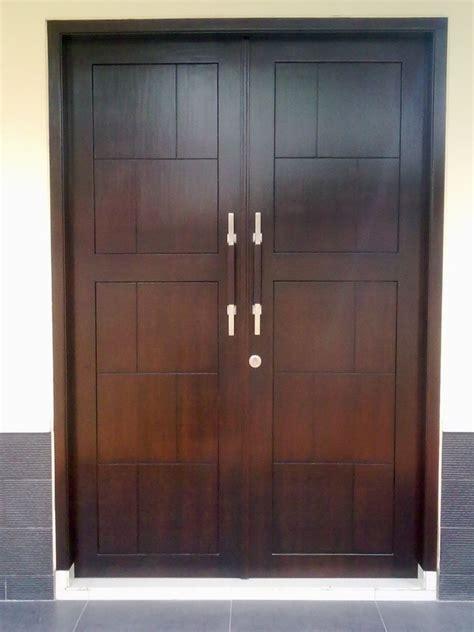 Lu Tidur Klasik 65 model pintu rumah minimalis desainrumahnya
