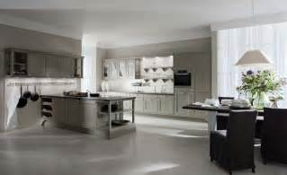 White And Grey Kitchen Ideas Traditional Style Modern Kitchen In Grey And White