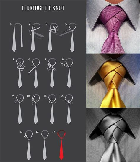 How To Tie Knots - eldredge tie knot livemans